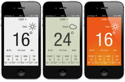Iphone Wetter Apps Weather Neue