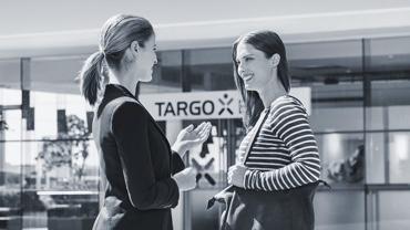 Digitale Projekte für TARGOBANK